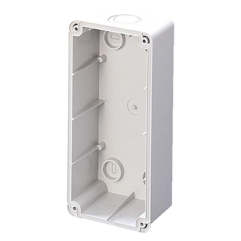 gw66686 wall box interl socket 63a ip55 gewiss ib. Black Bedroom Furniture Sets. Home Design Ideas