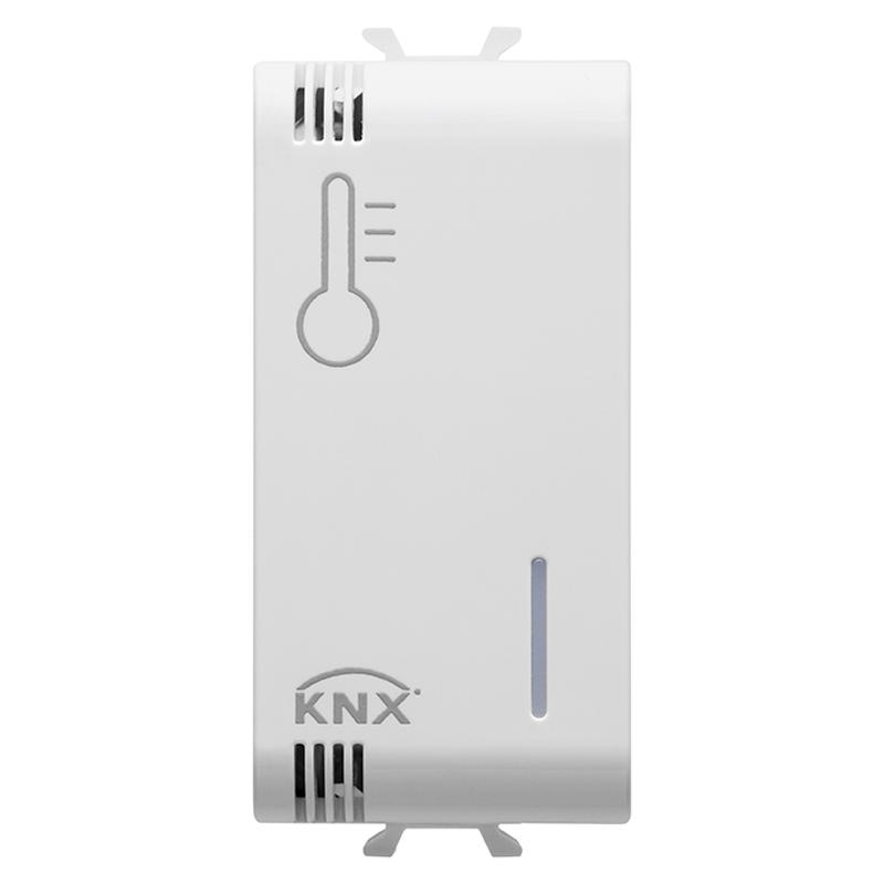 gw10769 easy temperature sensor 1m white gewiss. Black Bedroom Furniture Sets. Home Design Ideas